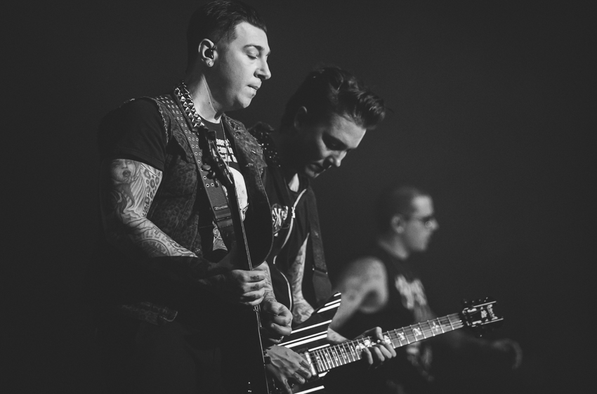 Avenged Sevenfold guitarists