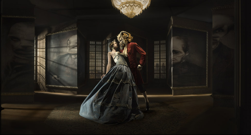 Beauty and beast Recuenco