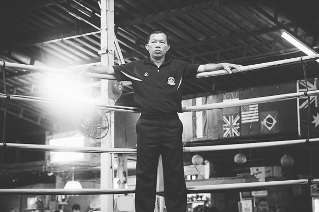 boxing referee