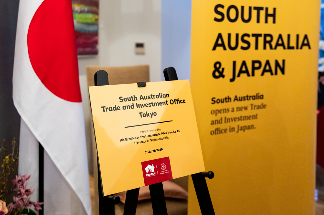 South Australia trade opening