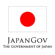 Japan Government logo